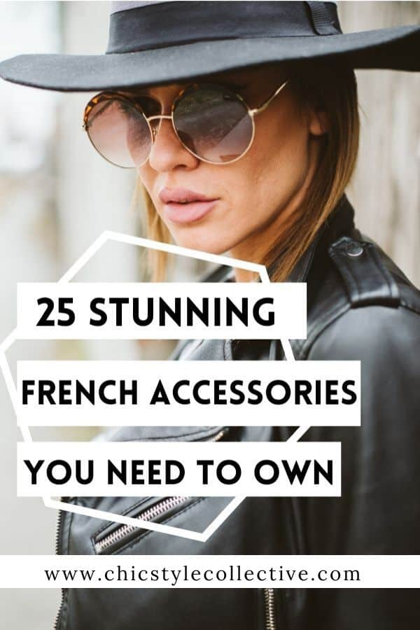 French girl accessories