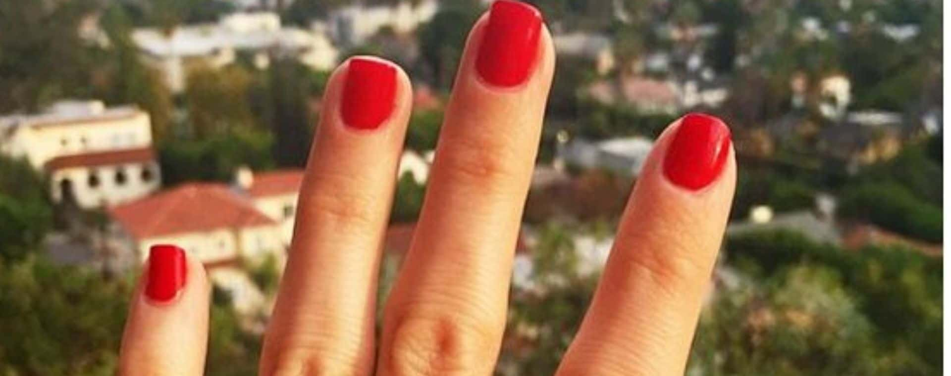 Classy nails image